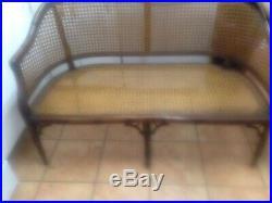 Very Nice Mid Century Modern Bench settee