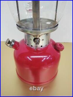 Very Nice looking Coleman lantern. Model 200A Date 11/1970
