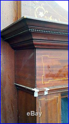 Very nice Inlaid Mother of Pearl Fire place mantle