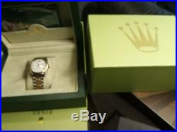 Very nice Men's Rolex Datejust 16013 Serviced with boxes