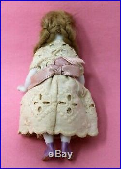 Very nice antique French bisque Mignonette doll all original high quality