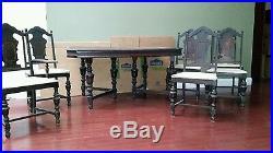 Very nice antique dining room set
