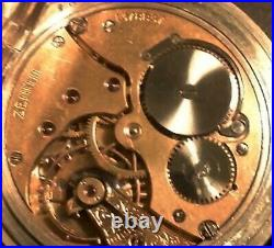 Very nice antique pocket watch ZENITH swiss made