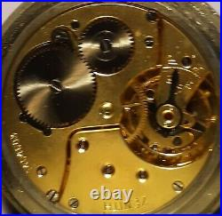 Very nice antique pocket watch ZENITH swiss made 2