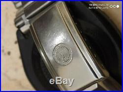 Very nice vintage favre leuba moon raider automatic men wrist watch