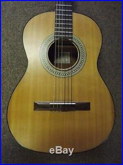 Vintage 1967 Gibson C-O-CLASSICAL Guitar C-0 Very Nice