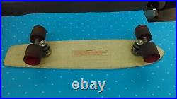 Vintage 1977 Pro Class 24 Fiberglass Skateboard Dogtown Zephyr Very Nice Clean