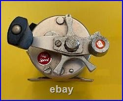 Vintage Abu AMBASSADEUR 1500 C Sweden very nice no. 771100