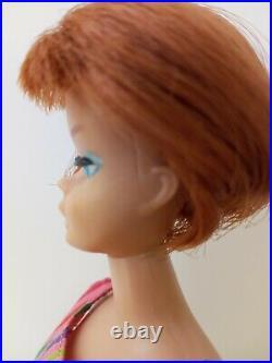 Vintage American Girl Barbie Titian Hair Oss Very Nice