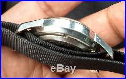 Vintage Angelus Datalarm Wristwatch. Very Nice Condition. Need service