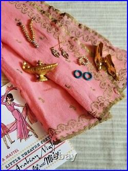 Vintage Barbie Arabian Nights #874 (1964-65) Complete & Very Nice