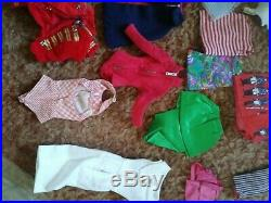 Vintage Barbie Clothes lot very nice condition