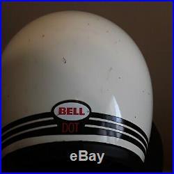 Vintage Bell RT Helmet very nice survivor
