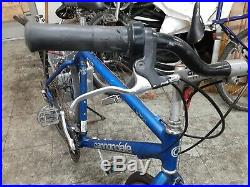 Vintage CANNONDALE H300 18 MENS BIKE Handmade in the USA Very Nice Condition