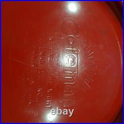 Vintage Coleman 200a Red Lantern Wichita 5-1966 Very Nice