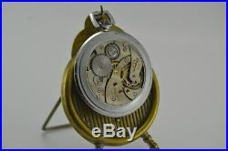 Vintage Cortebert Pocket Watch 620 Caliber Hand Winding Very Nice Condition