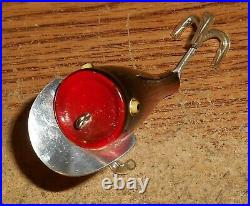 Vintage Creek Chub #6305 Pop'n Dunk In Super Tough Dace Color/in Box/very Nice