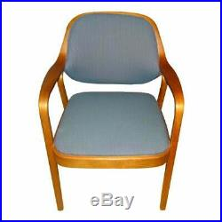 Vintage Don Petitt Knoll Mid-Century Modern Bentwood Chair- 4 avail. VERY NICE