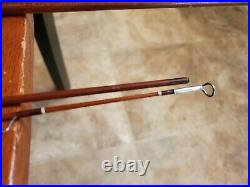Vintage Fenwick FF70-4 7' 3 1/8 oz. Fly Fishing Rod with Tube Case VERY NICE
