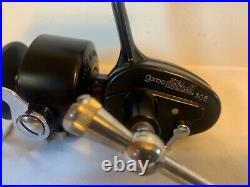 Vintage Garcia Mitchell 308 Spinning Reel Made In France Fishing Very Nice
