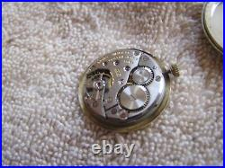 Vintage Gruen Guildite Veri-Thin 15 Jewels Watch Nice Lugs