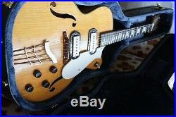 Vintage Harmony H-62 Guitar very nice