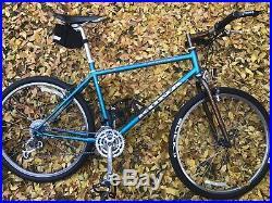 Vintage Kona Cinder Cone Mountain Bike Very Nice Condition