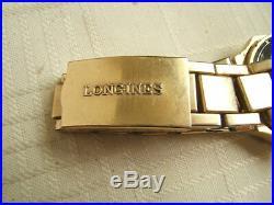 Vintage Longines Led LCD Wrist Watch Very Nice Working