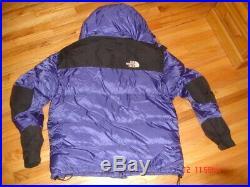 Vintage North Face Baltoro Parka Size XL Very Nice