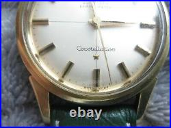 Vintage Omega Constellation 14381 11 SC Chronometer Cal. 551. VERY NICE