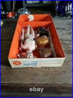 Vintage Original Fashion Queen Barbie in Box no. 870 Unused Very Nice