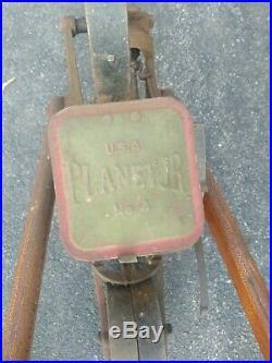Vintage Planet Jr. No. 4 Seeder/Planter Antique Garden Tool Very Nice Working