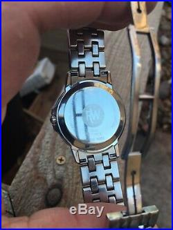 Vintage Raymond Weil 5560 Tango Collection Men's Watch-Very Nice Condition