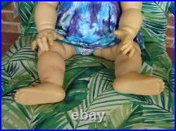 Vintage Suzy PlayPal doll VERY NICE 28 Patti Playpal family withoriginal curls