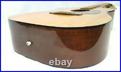 Vintage Takamine F340-S Lawsuit Era Dreadnaught Acoustic Guitar Very Nice