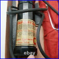 Vtg Master Appliances High Frequency Violet Ray Quack Medical Device Very Nice
