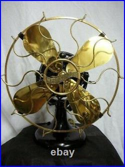 Westinghouse Tank Motor 12 Electric Fan Very Nice